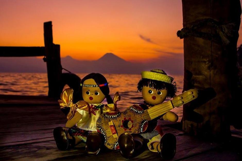 Manguito tiene canciones que llenan el corazón de felicidad. (Foto: Gonzalo Marroquín)