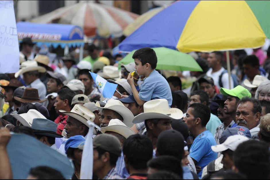 La convocatoria está abierta para todo aquel que desee manifestar. (Foto: Archivo/Soy502)