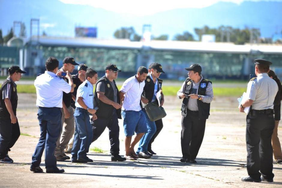 La PNC ofreció detalles sobre el proceso de su captura y los delitos que se le vinculan. (Foto: Jesús Alfonso/Soy502)