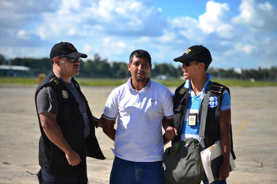 Se le vincula con el narcotraficante Manfredo Cordón de la estructura del Cartel del Golfo. (Foto: Jesús Alfonso/Soy502)