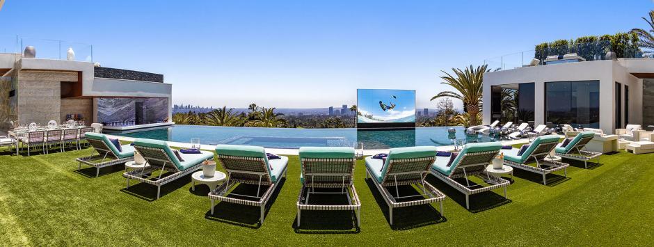 El entretenimiento no puede faltar en ningún rincón de la vivienda. (Foto: BAM Luxury Development)