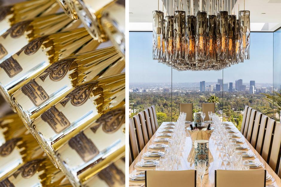 La mansión fue diseñada con el exótico gusto de Bruce Makowsky. (Foto: BAM Luxury Development)