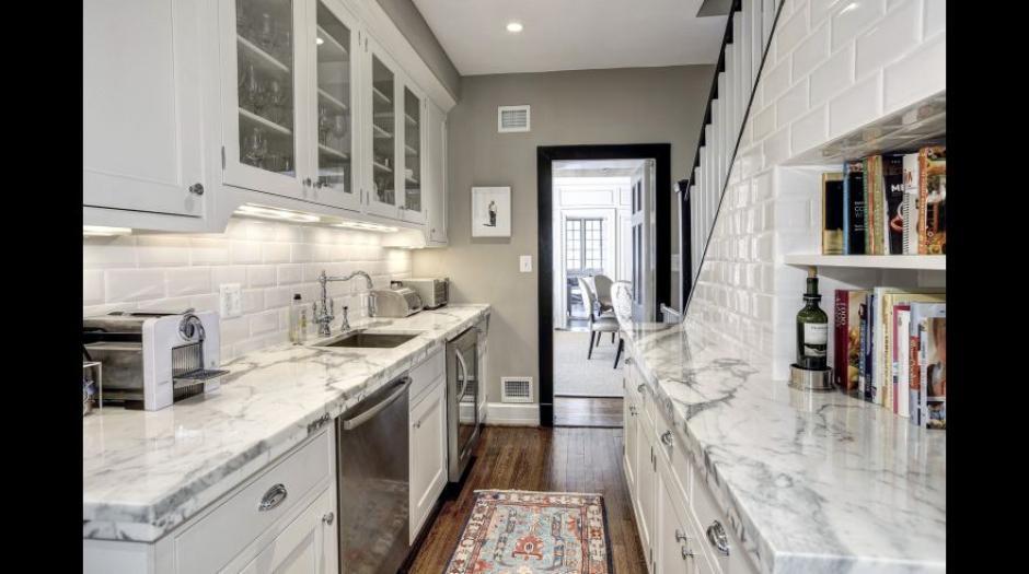La casa está llena de detalles lujosos. (Foto: MRIS)