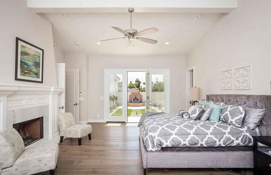 """La decoración de la vivienda es considerada como """"exclusiva"""". (Foto: Infobae)"""