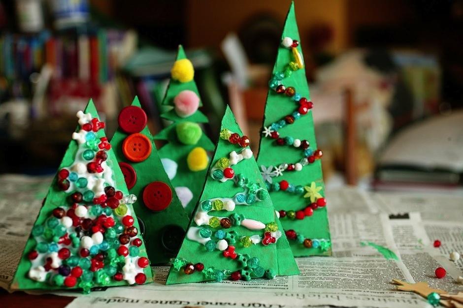 Los niños también pueden participar en la decoración. (Foto: Serickonsplay)