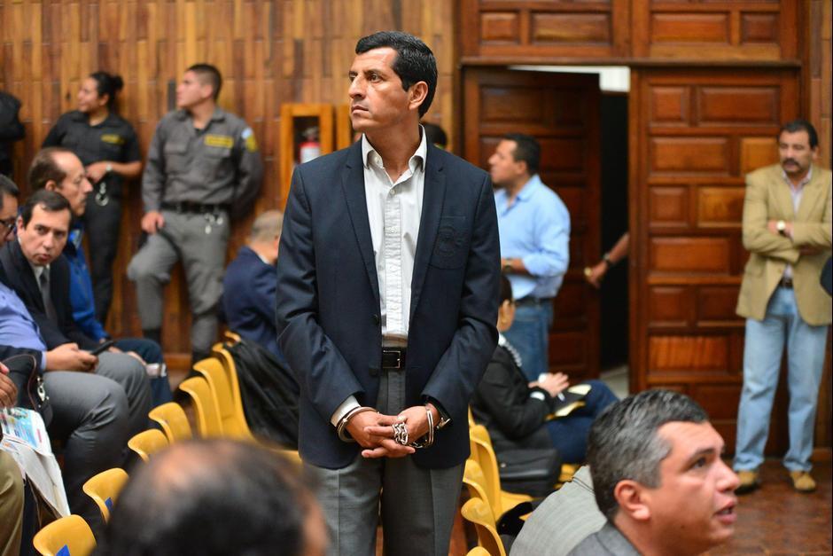 Manuel López Ambrosio fue trasladado a Pavoncito (Foto: Archivo/Soy502)