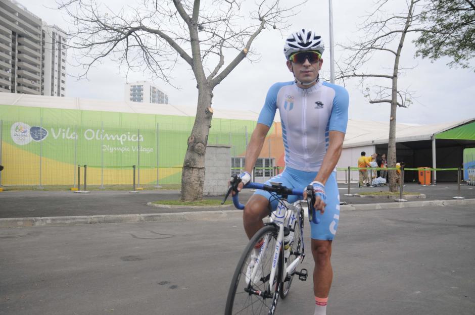Manuel Rodas debutará en los Juegos Olímpicos el 6 de agosto. (Foto: Pedro Pablo Mijangos/Soy502)