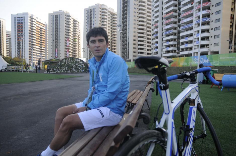 Manuel Rodas será el único representante del ciclismo guatemalteco en Río. (Foto: Pedro Pablo Mijangos/Soy502)