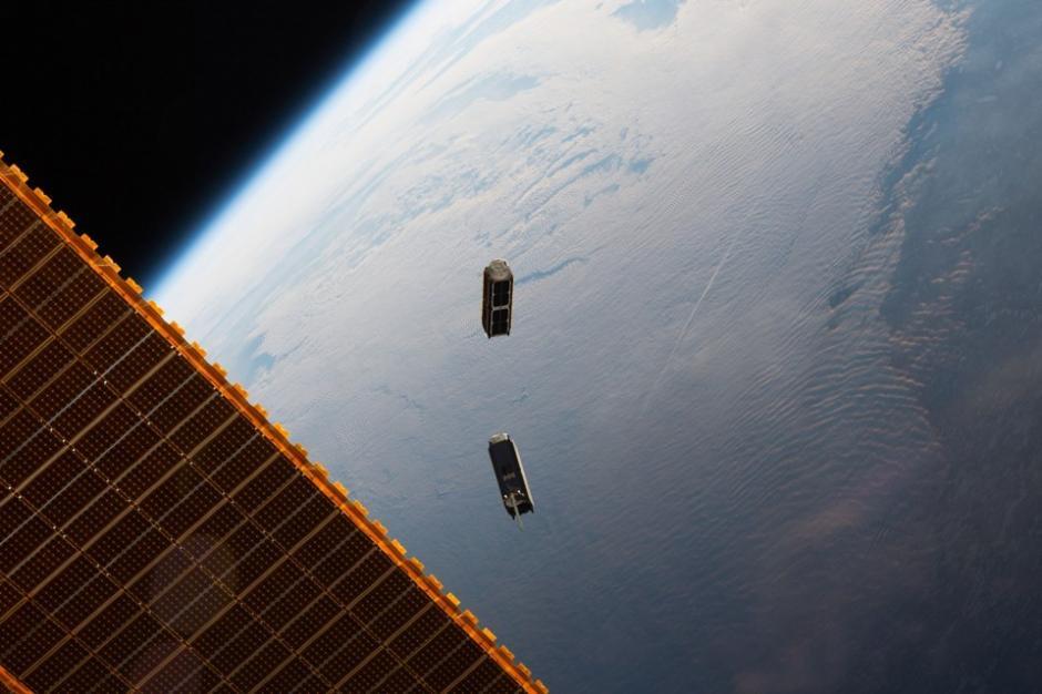 Planet ya cuenta con 60 minisatélites en órbita. (Foto: planet.com)