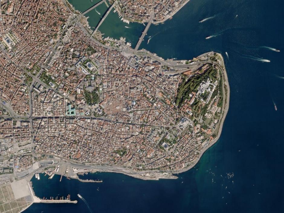 Las imágenes satelitales de Planet ofrecen una mejor resolución. (Foto: planet.com)