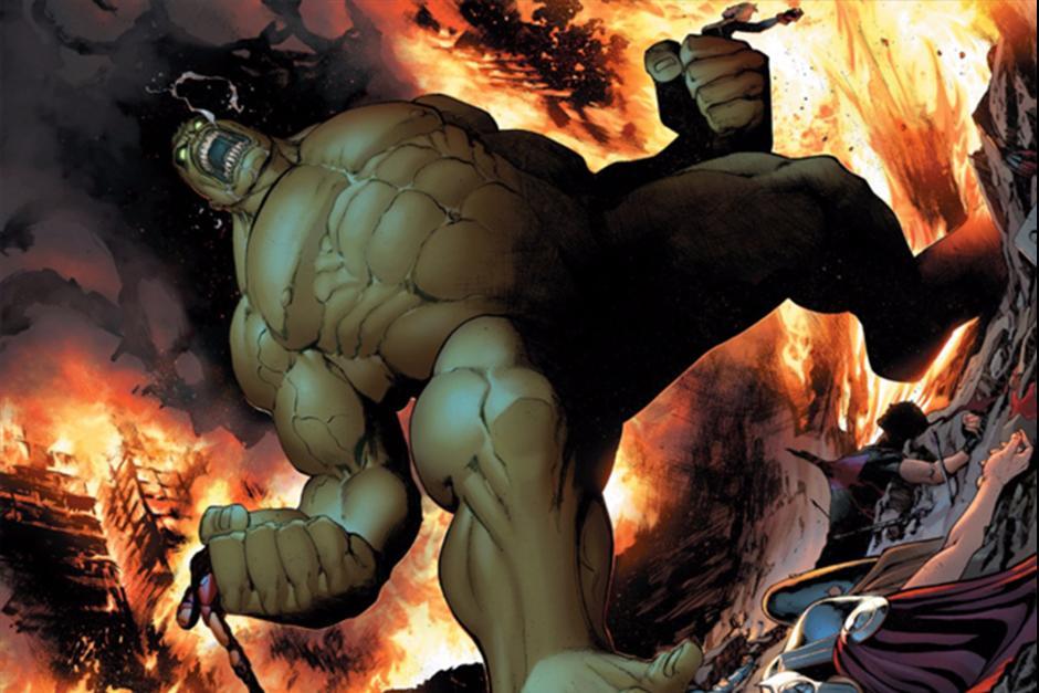 Hulk matará a los principales héroes de la Tierra. (Foto: codigoespagueti.com)