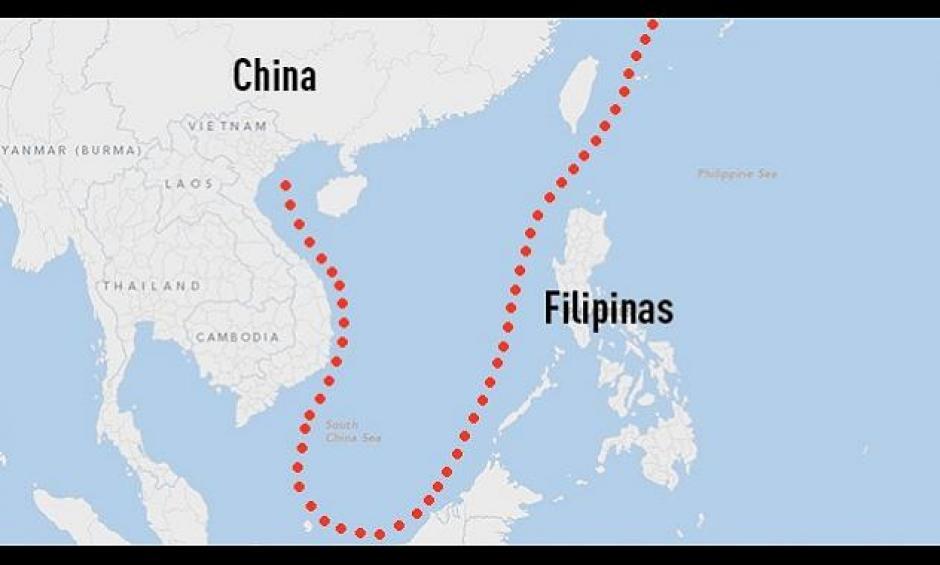 El nuevo agujero más profundo de mundo está en el mar de China meridional. (Foto: asiainfonews.com)