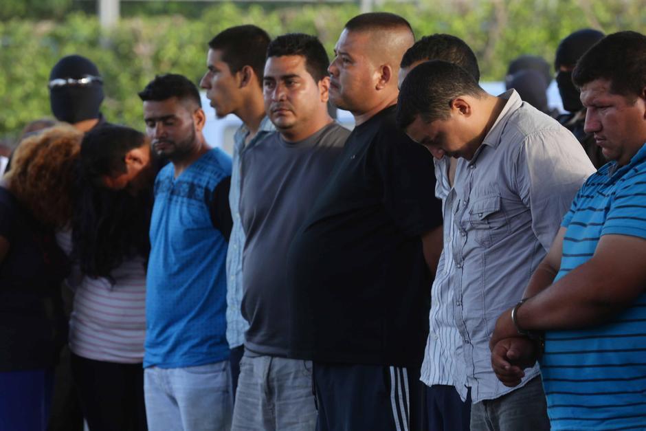 Fiscal General de El Salvador ubica a cabecillas de la pandilla en Guatemala. (Foto:Elsalvador.com)