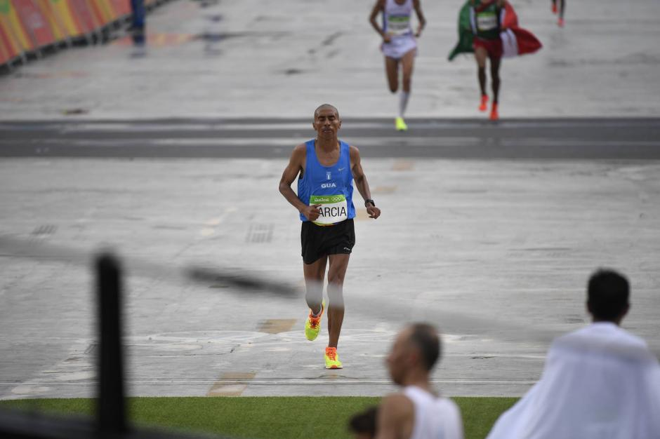 José Amado García concluyó sus cuarta participación en Juegos Olímpicos. (Foto: Pedro Pablo Mijangos/Soy502)