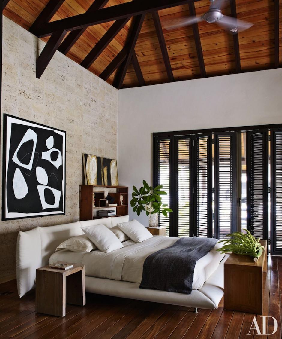 Unos 24 invitados pueden albergarse en esta casa. (Foto:  Architectural Digest)