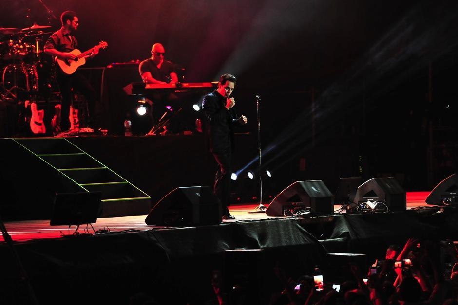 """""""Vivir mi vida"""" fue la canción más esperada. (Foto: Soy502)"""