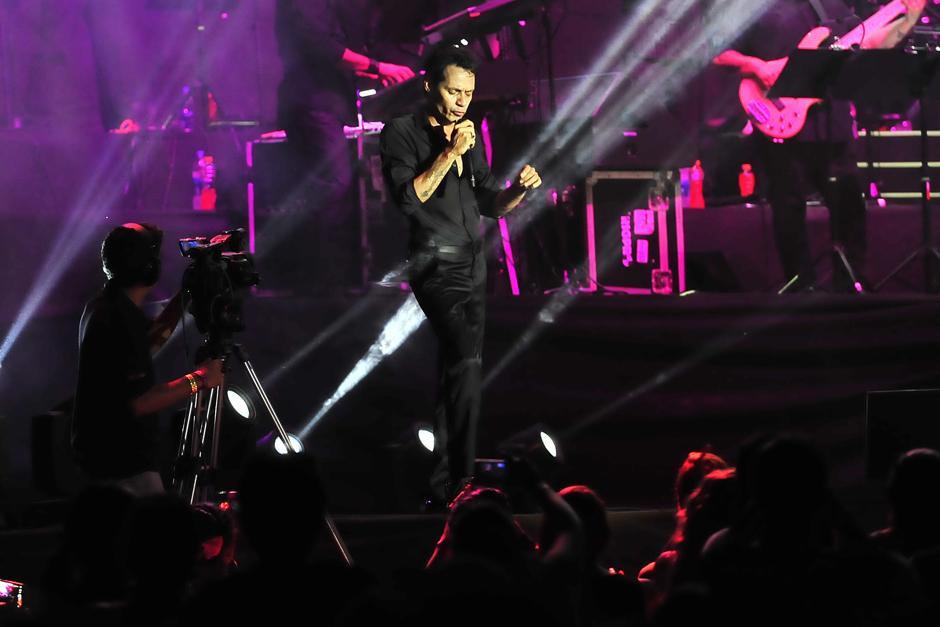 """Este concierto cierra el """"Bravha Summer 2014"""". (Foto: Soy502)"""