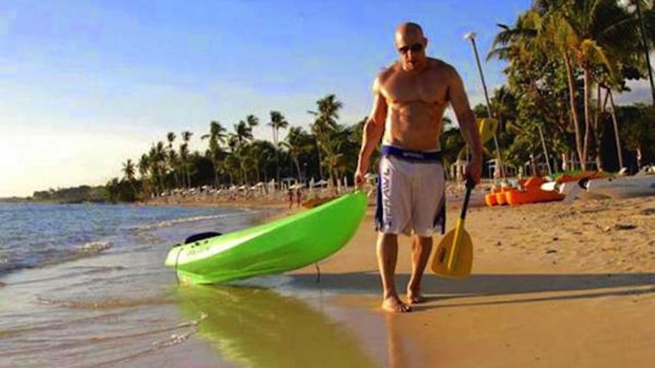 Vin Diesel ama pasar tiempo en Dominicana. (Foto: Infobae)