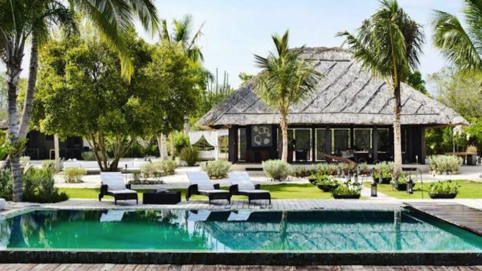 La piscina es uno de los lugares más envidiables de casa. (Foto: infobae)