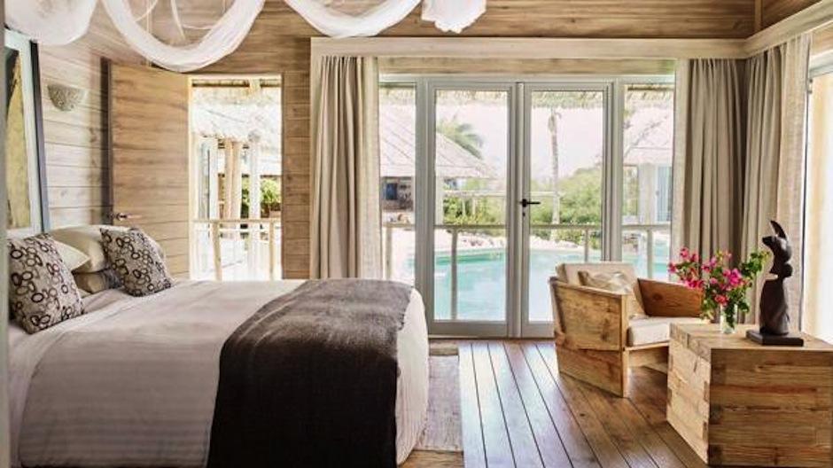 Cada una de las salas es elegante y confortable. (Foto: Infobae)