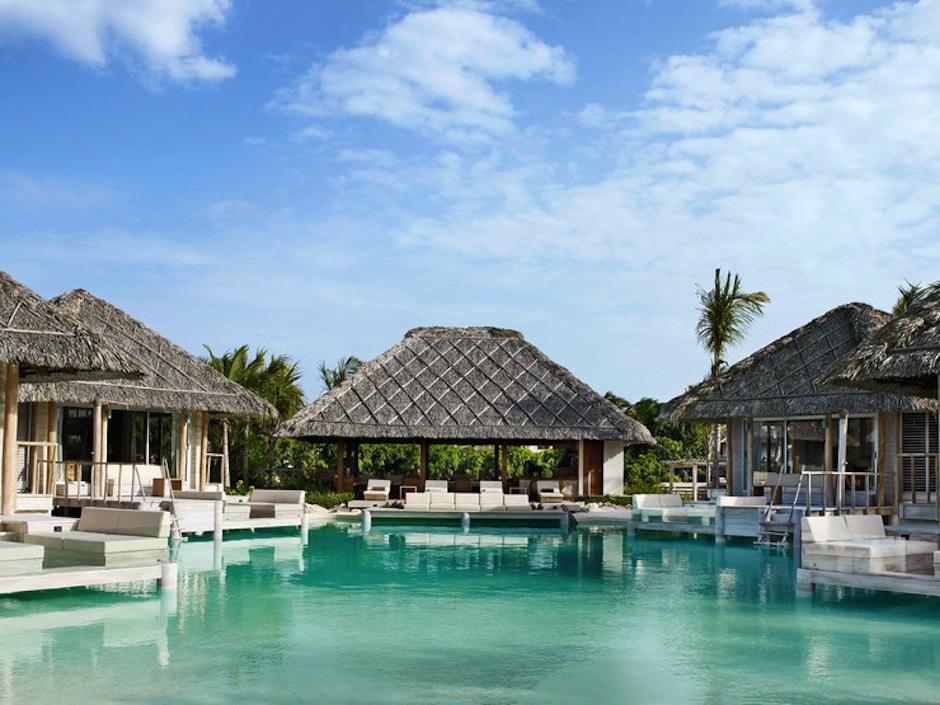 Esta es la mansion de Marc Anthony en República Dominicana. (Foto Infobae)