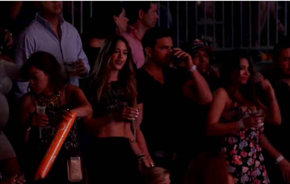 El concierto era de Enrique Iglesias. (Foto: Moises Salce)
