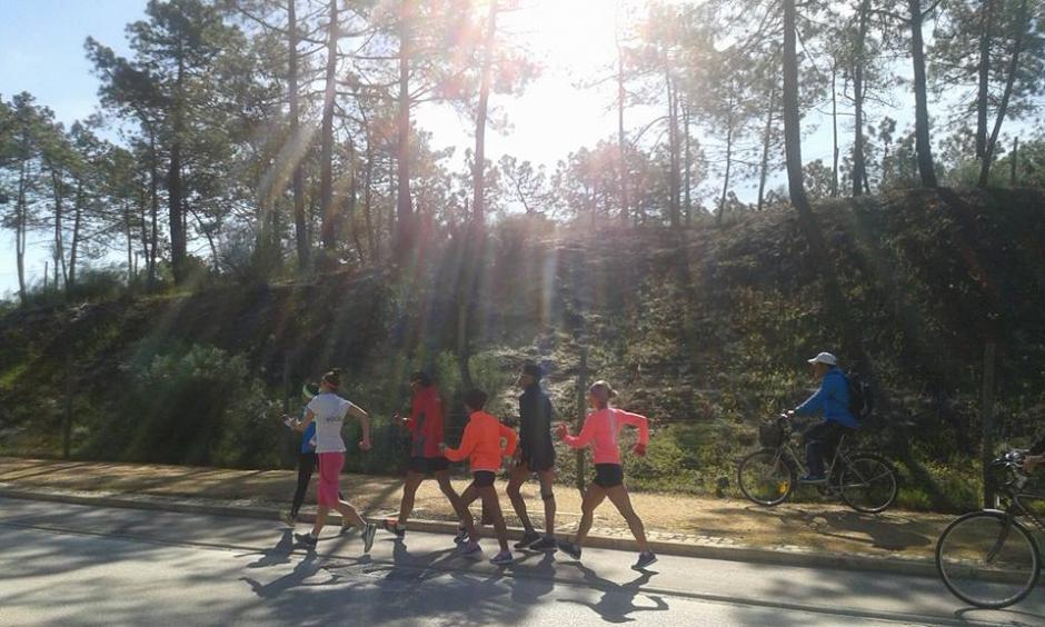 Cinco seleccionados están en el campamento de preparación en Portugal. (Foto: Facebook)