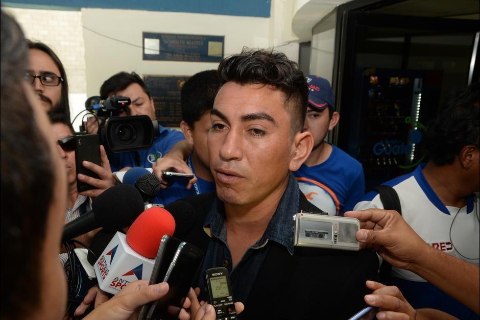 Juárez defendió al futbolista Marco Ciani luego de un accidente de tránsito donde murió un adolescente. (Foto: Archivo/Soy502)