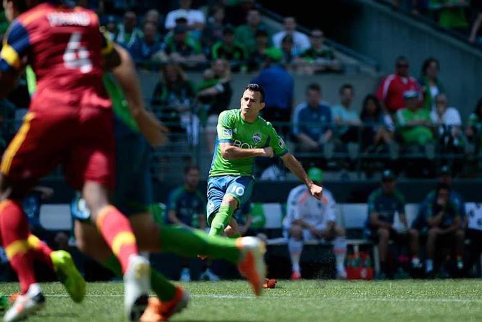 Marco Pappa fue separado del club Sounders FC de la MLS