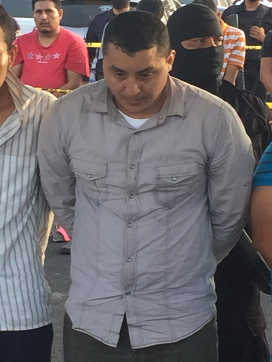 El pastor evangélico, Marvin Adaly Ramos Quintanilla, fue detenido en El Salvador. (Foto: Última Hora)