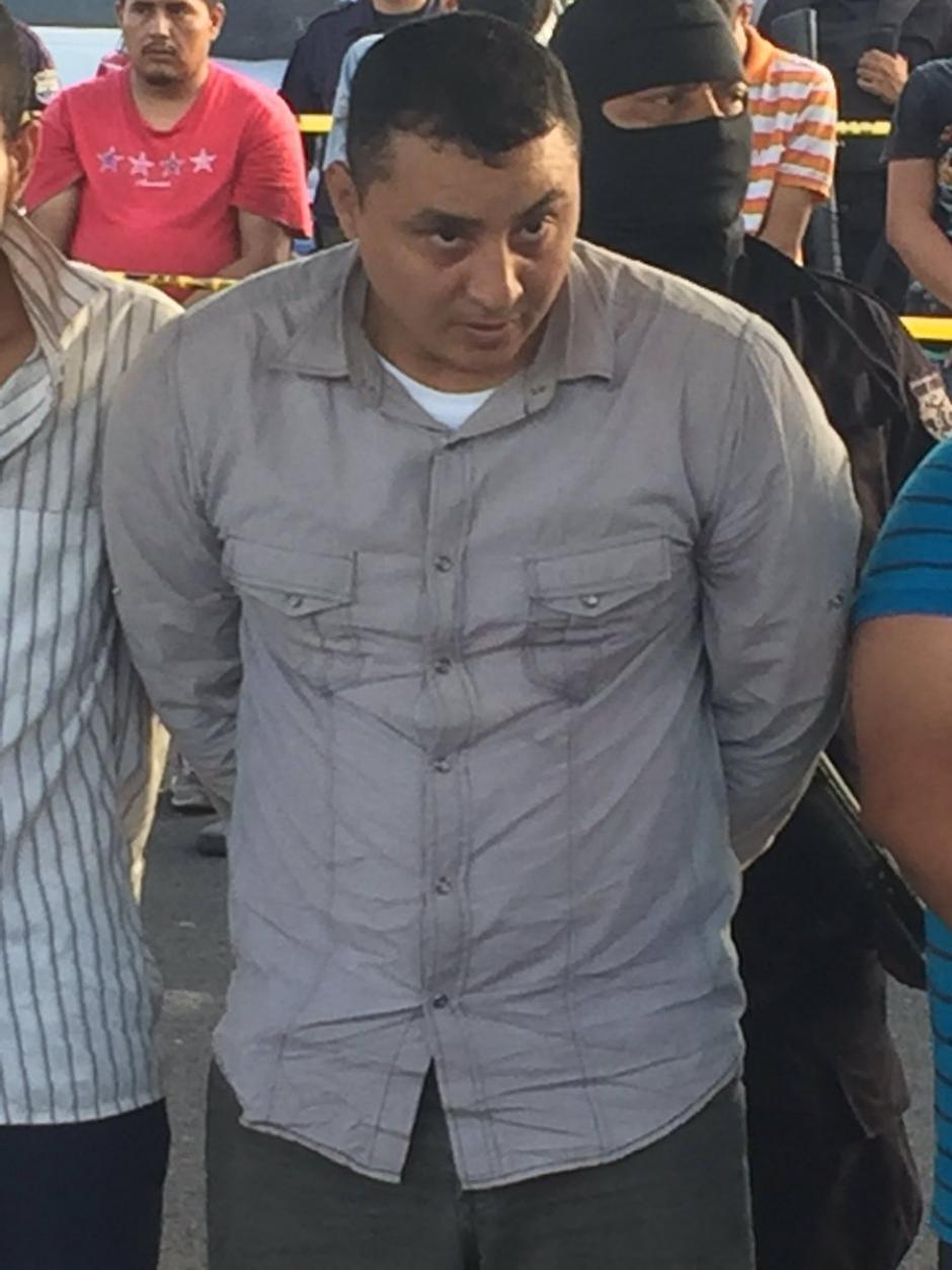 El pastor evangélico es acusado de ser el jefe financiero de la Mara Salvatrucha.  (Foto: Última Hora)