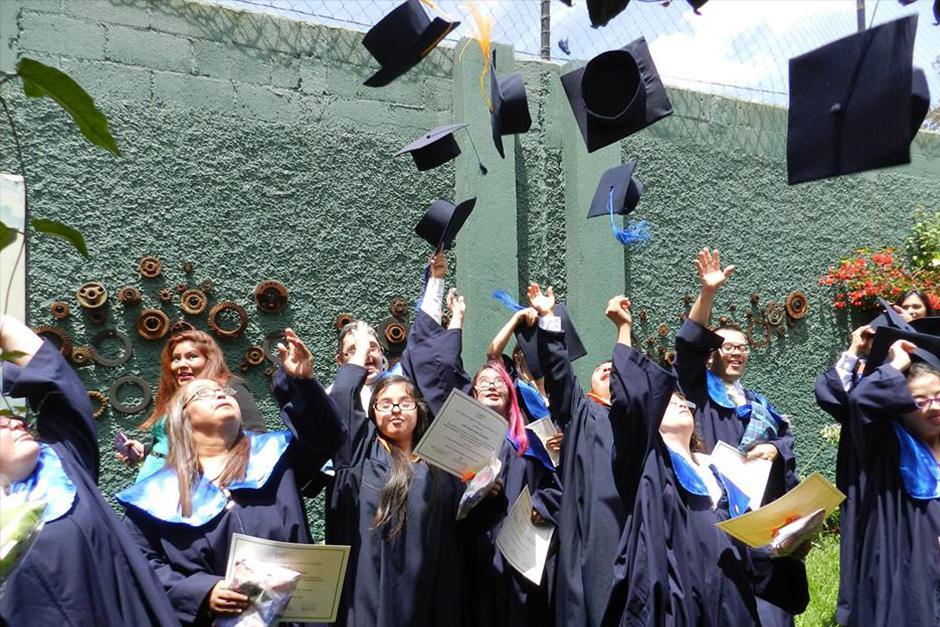 La Fundación Margarita Tejada graduó a la séptima del programa inclusión laboral. (Foto: Fundación Margarita Tejada)