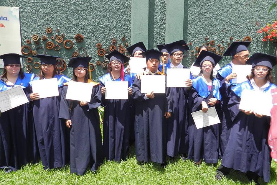 El Acto de Graduación de los alumnos de Inclusión Laboral es un reconocimiento por el esfuerzo. (Foto: Fundación Margarita Tejada)