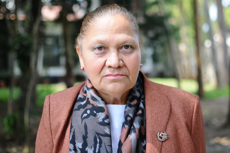María Consuelo Porras Argueta también ha buscado ocupar el cargo de Fiscal General del MP.