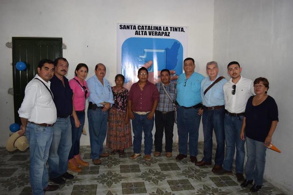 La exasistente de Rabbé gana 16 mil quetzales al mes. (Foto: Soy502)