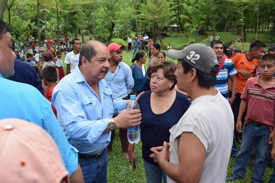 Camey Estrada fue contratada en el último mes en que Rabbé presidió el Congreso. (Foto: Soy502)