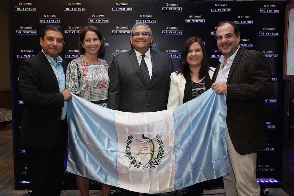 Guatemala destacó entre emprendedores de Centroamérica y el Caribe en un evento realizado en República Dominicana. (Foto: Comunika)