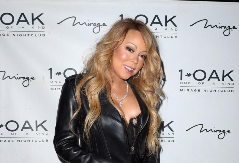 La cantante Mariah Carey asistió a un club en Las Vegas. (Foto: Trendencias)