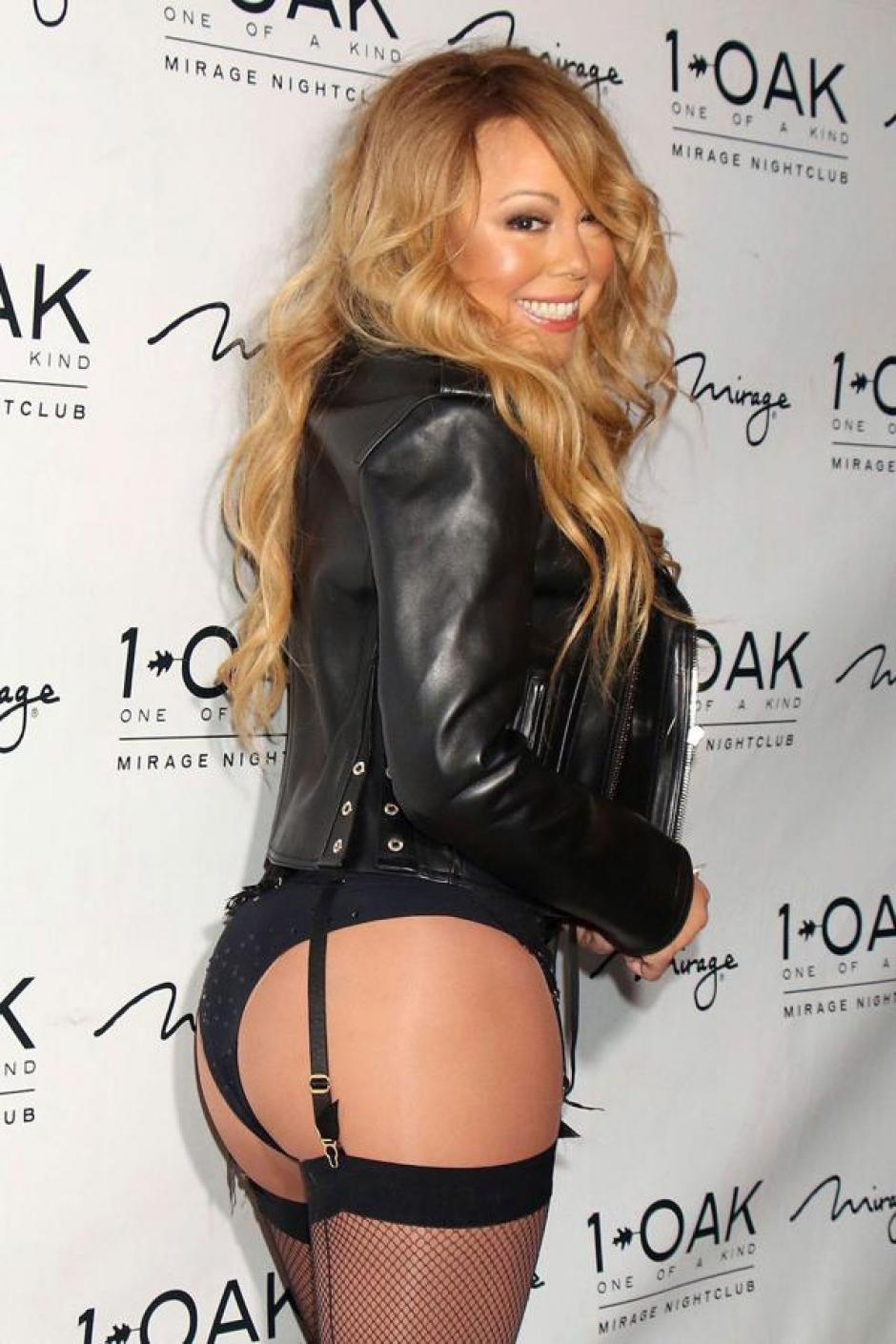A sus 46 años, sus curvas robaron miradas. (Foto: Infoshow)