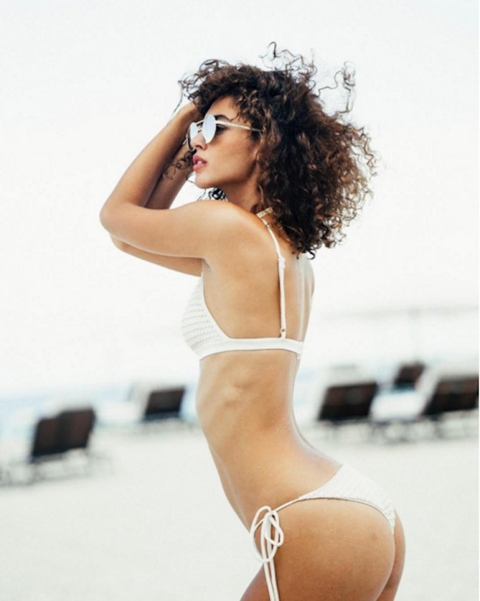 La modelo vive en Miami. (Foto: Instagram)
