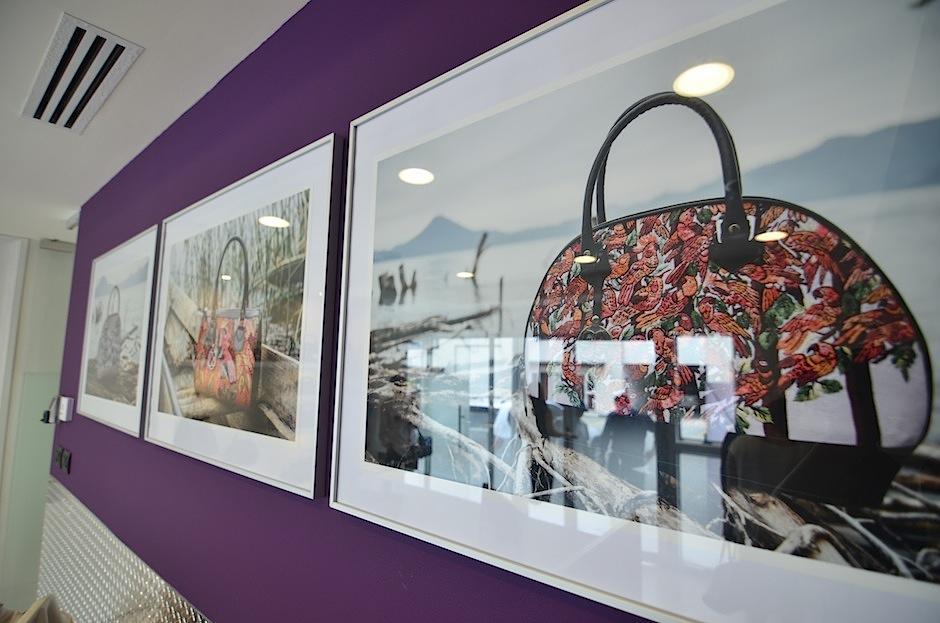 En estas instalaciones habrá una amplia colección de textiles nacionales. (Foto: Selene Mejía/Soy502)
