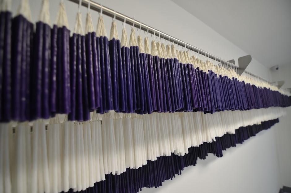 Las oficinas de Maria's Bag guardan increíbles detalles. (Foto: Selene Mejía/Soy502)