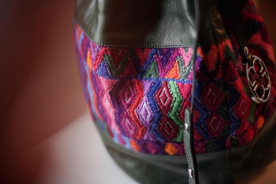 La firma Guatemalteca María's Bag se presenta en Nueva York. (Foto: NY Trendy Moms)