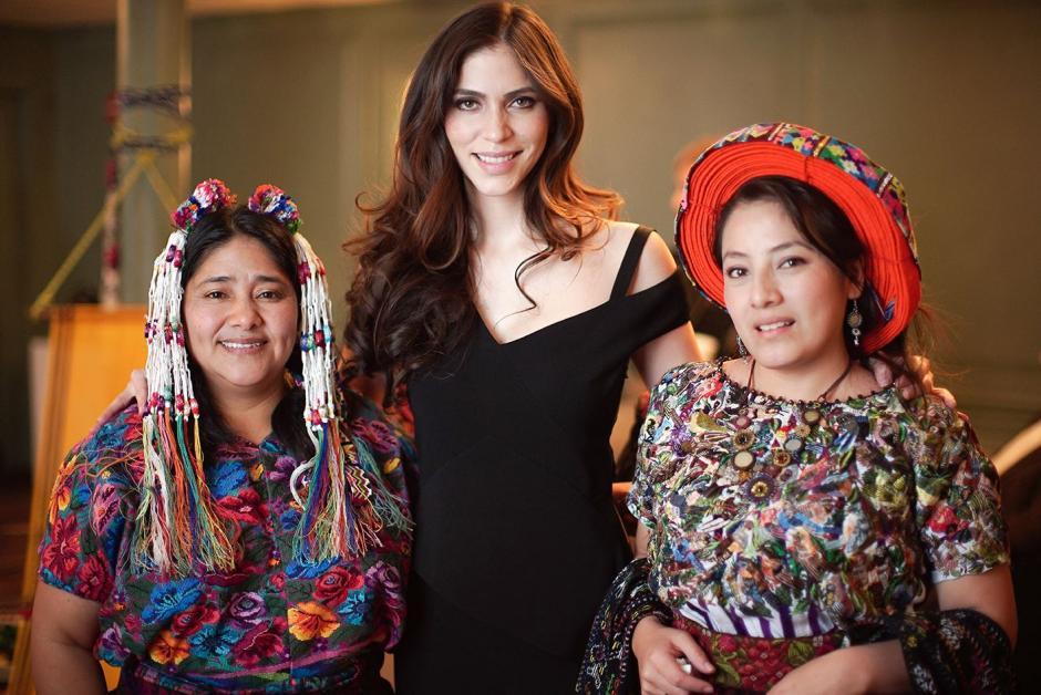 Cada uno de los textiles representa distintas regiones del país. (Foto: NY Trendy Moms)