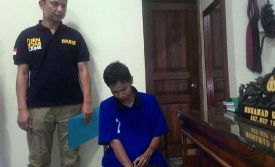 Su esposa fue quien levantó los cargos por los cuales fue capturado. (Foto: lapatilla.com)