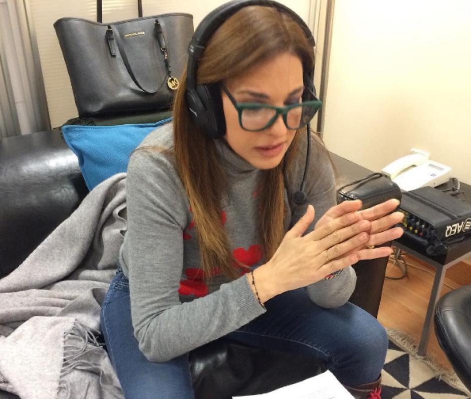 La periodista comparte fotografías con sus seguidores en Instagram. (Foto: Instagram/ Marilo Montero)