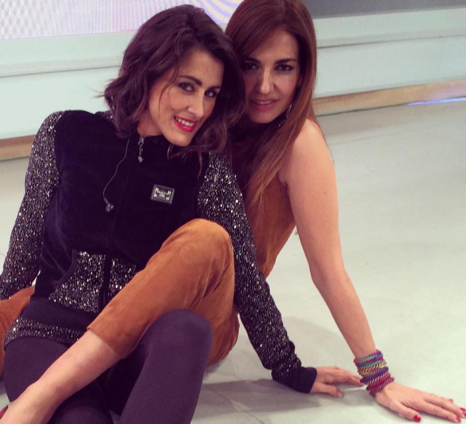 """La hermosa presentadora era parte del programa """"La mañana de la 1"""". (Foto: Instagram/ Marilo Montero)"""