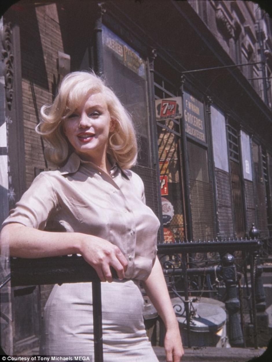Monroe tuvo un aborto espontáneo. (Foto: Daily Mail)
