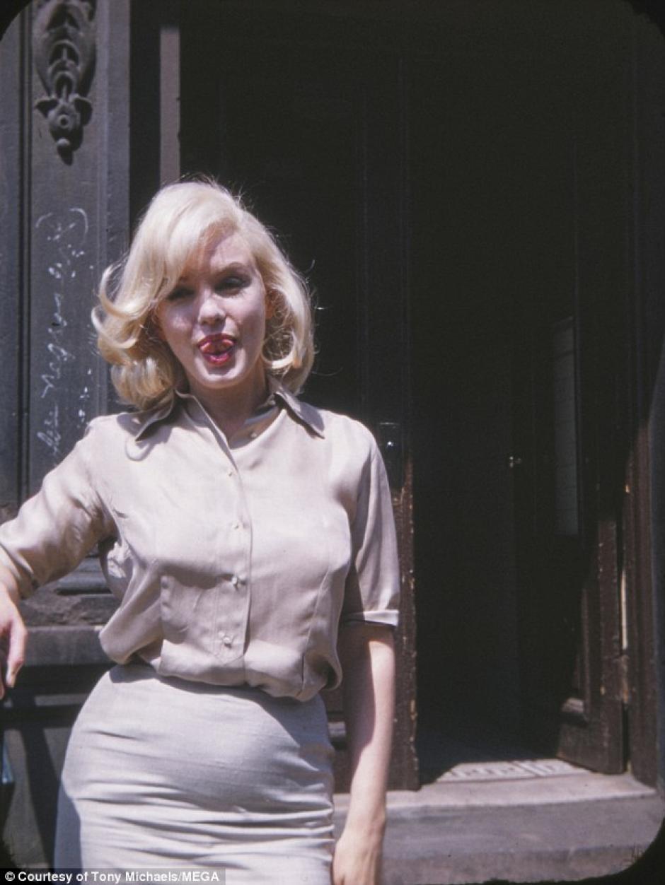El padre del bebé no era el esposo de Monroe, sino un actor que trabajó con ella. (Foto: Daily Mail)