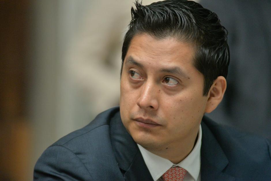 Mario Cano se dio a conocer como el abogado de Roxana Baldetti. (Foto: Wilder López/Soy502)